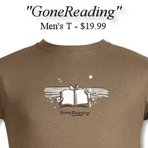 Gone Reading Men's T-shirt