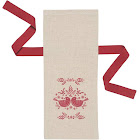 Now Designs Wine Bag Folk Feathers 1 Bag
