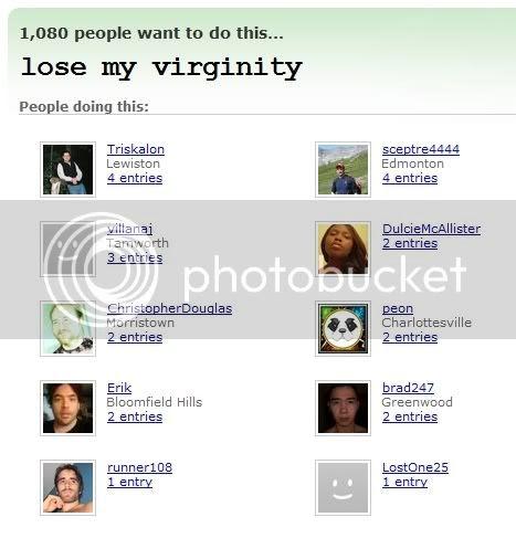 Loose My Virginity