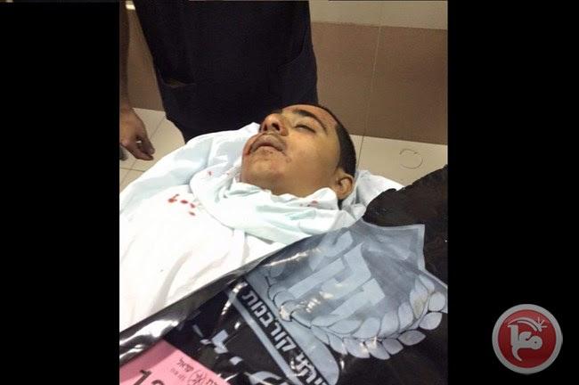 Mahmoud Muhammad Ali Shaalan, ucciso ieri vicino Ramallah (Foto: Ma'an News)