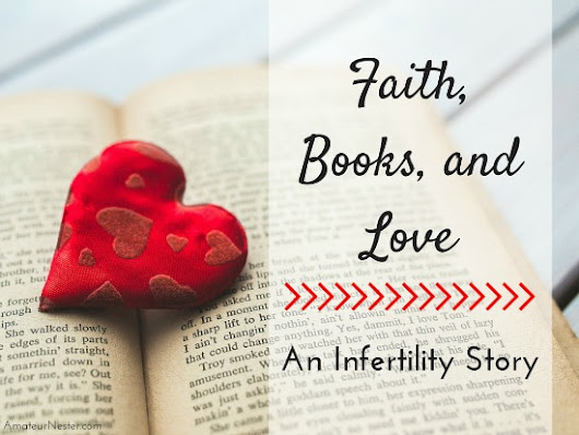 Faith, Books, and Love: Oraly's Infertility Story