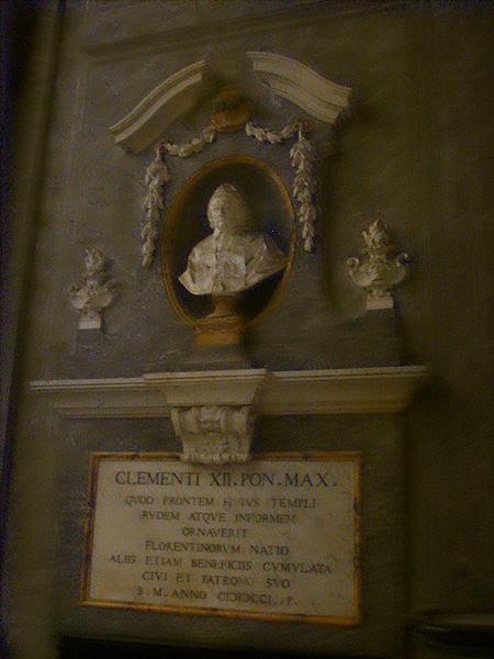 File:Monumento a Clemente XII, San Giovanni dei Fiorentini, Roma.JPG