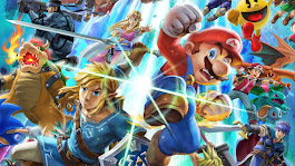 Super Smash Bros. Ultimate And Super Mario Party Nominated At The 2018 Gamescom Awards | My Nintendo News