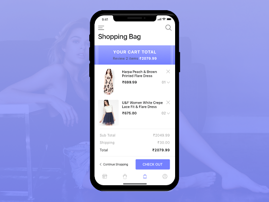 Shopping Bag iPhone X