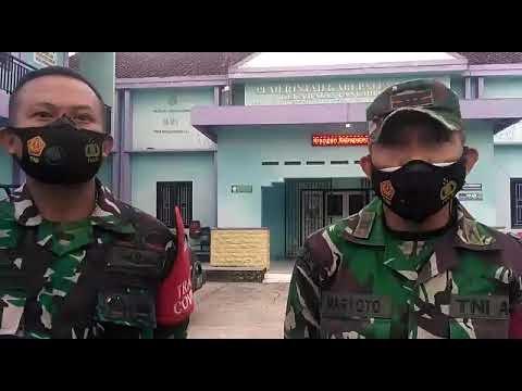 TNI laksanakan Distribusi Obat IS0MAN PPKM Darurat buat warga