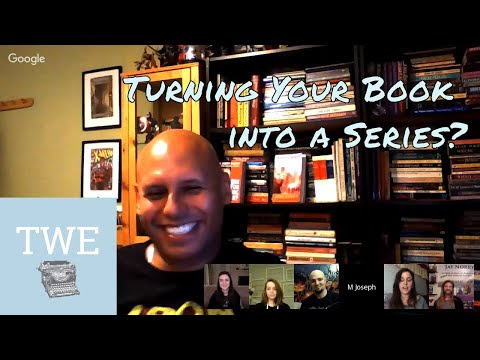 When to Turn a Book Into a Series And When You Shouldn't