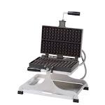 """Krampouz Liege Waffle Iron WECCIEAT 13"""" x 4"""" - 240V, 2600W"""