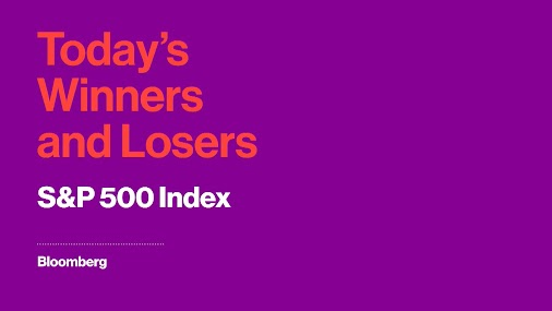 S&P 500 Winners and Losers for 11/17 https://www.bloomberg.com/news/videos/2017-11-17/s-p-500-winners...