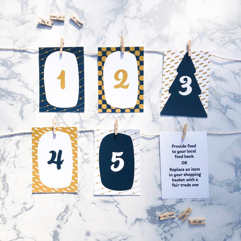 Advent Calendars That Will Make You Want It To Be December Forever Real Wedding