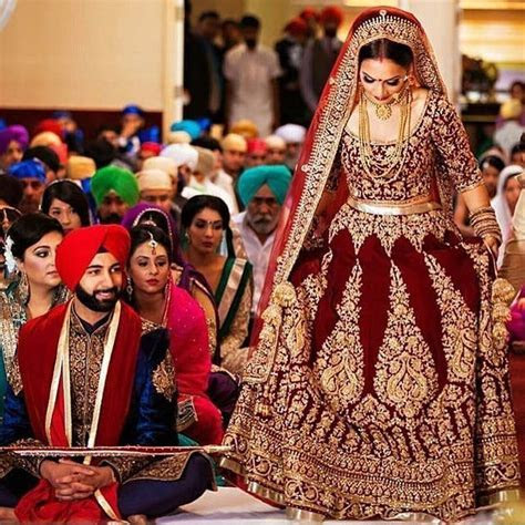 A Look At A Sikh Wedding Ceremony   Features, Top Stories