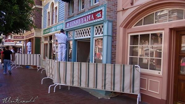 Disneyland Resort, Disneyland, Main Street, Market House