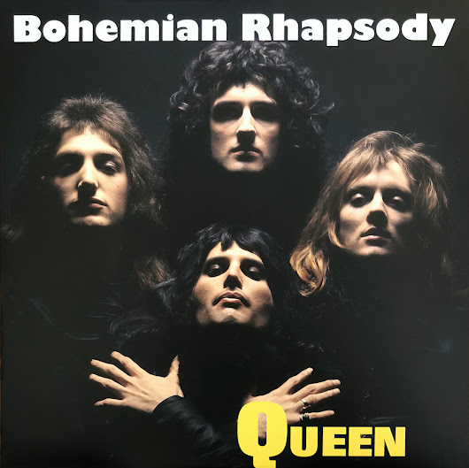 Queen – Bohemian Rhapsody (Black Friday RSD 2015 Edition)