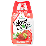 Sweet Leaf Water Drops, Strawberry Kiwi - 1.62 oz