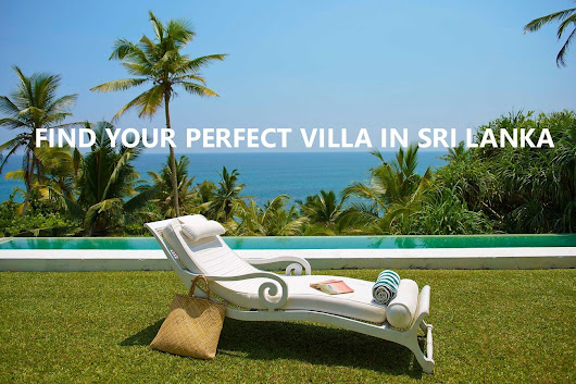 Sri Lanka Villas - Luxury Villas to Rent | Villa in Sri Lanka