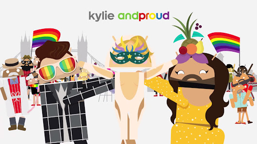 Google is hosting an Androidify Pride parade, and you're invited