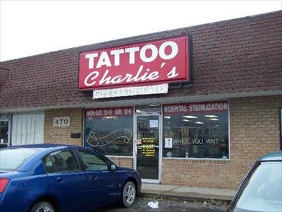 Tattoo Parlors Louisville Ky