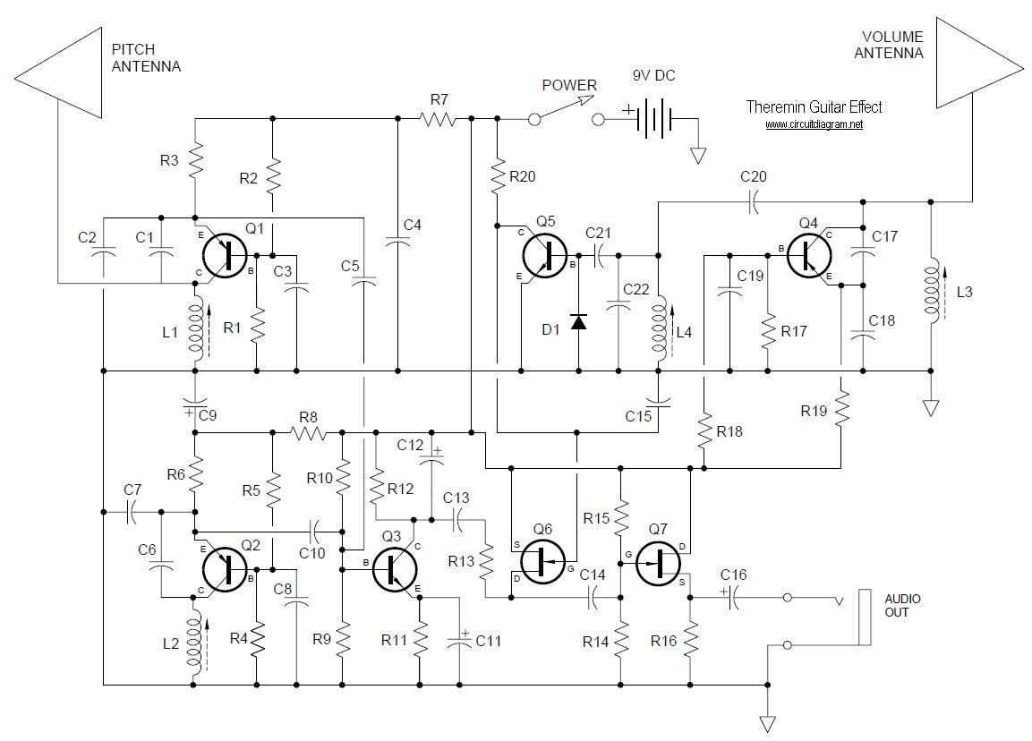 Com Electroniccircuits Cxa1019fmradiocircuitdiagram