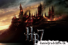First German & Brazilian HP7 poster