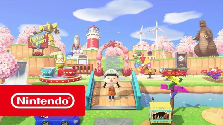 Animal Crossing: New Horizons Gets Create Your Own ...
