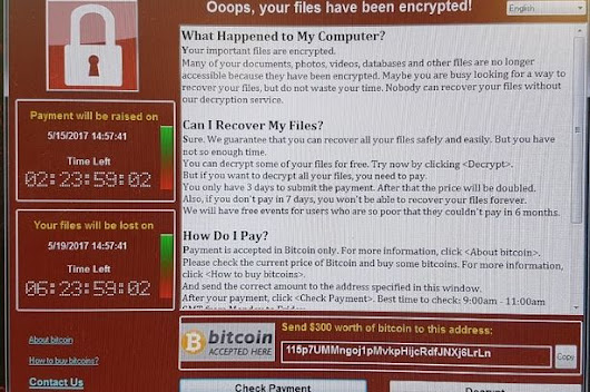 International ransomware cyber attack paralyses many NHS Computers - World Justice News