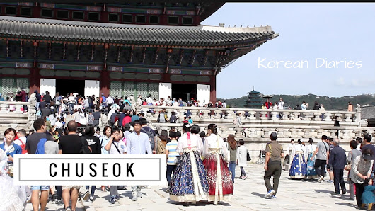 Celebrating Chuseok In Korea • Wonderlifeofsara