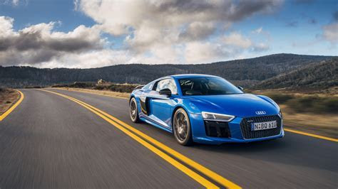 2016 AUDI R8 4K Desktop Background   WallpaperZone.co
