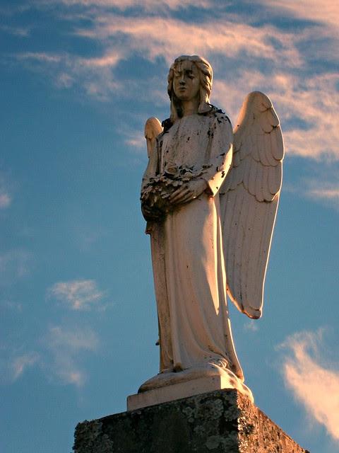 The Angel of Samsonvale