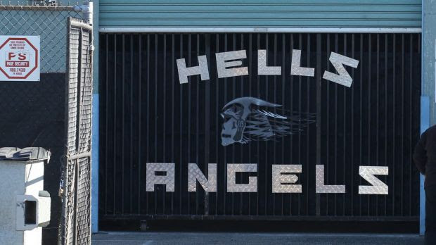 Hells Angels homeless after clubhouse eviction on Mornington