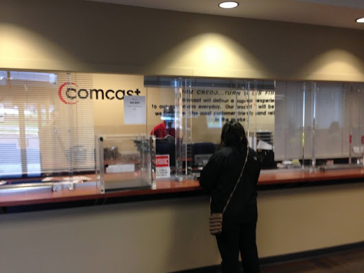 "Comcast: When Your ""Customer Service"" Center Needs Bulletproof Glass, You Are Doing Something Wrong 