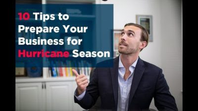 How to Prepare Your Business for Hurricane Season [GUIDE]