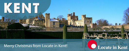 Merry Christmas from Locate in Kent