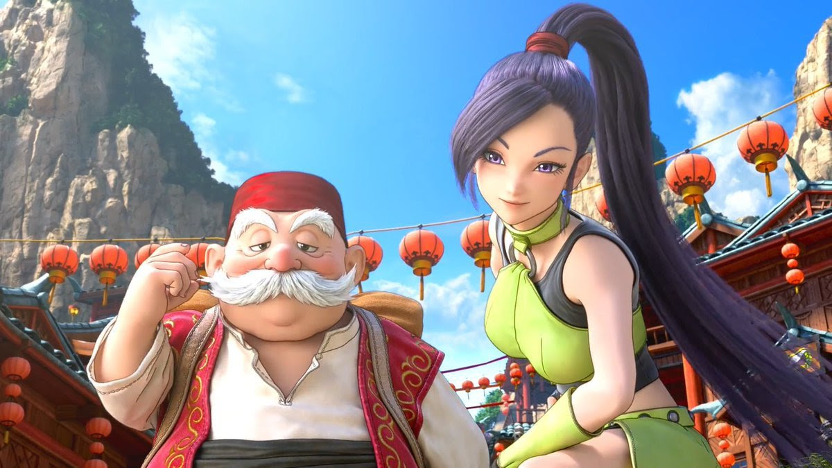 Square Enix silent on Dragon Quest XI Switch because of 'adult' reasons screenshot