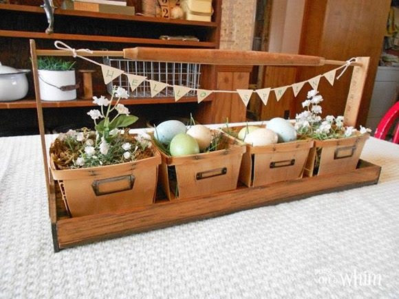 diy berry basket
