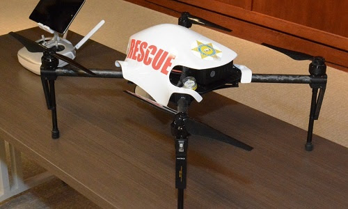 L.A. County Sheriff Adds Drone to Fleet