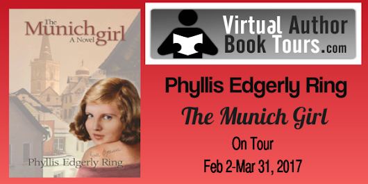 """The Munich Girl"" by Phyllis Edgerly Ring"