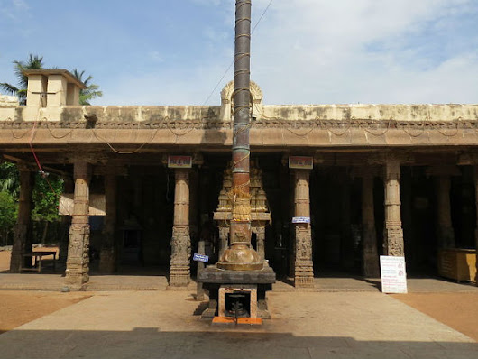 Dhenupureeswarar – Journey Towards A 1000-Year-Old Temple