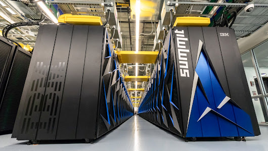 Summit is the world's fastest supercomputer (and it runs Linux)