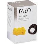 Tazo Earl Grey Black Tea - 20 bags, 1.7 oz box