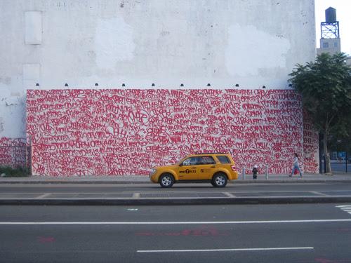 Barry McGee Mural, New York City, 9 September 2010 _7613
