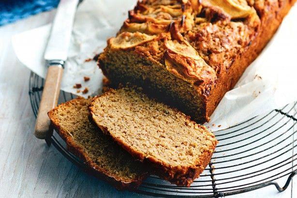 Hazelnut Loaf Cake Recipe With Frangipane