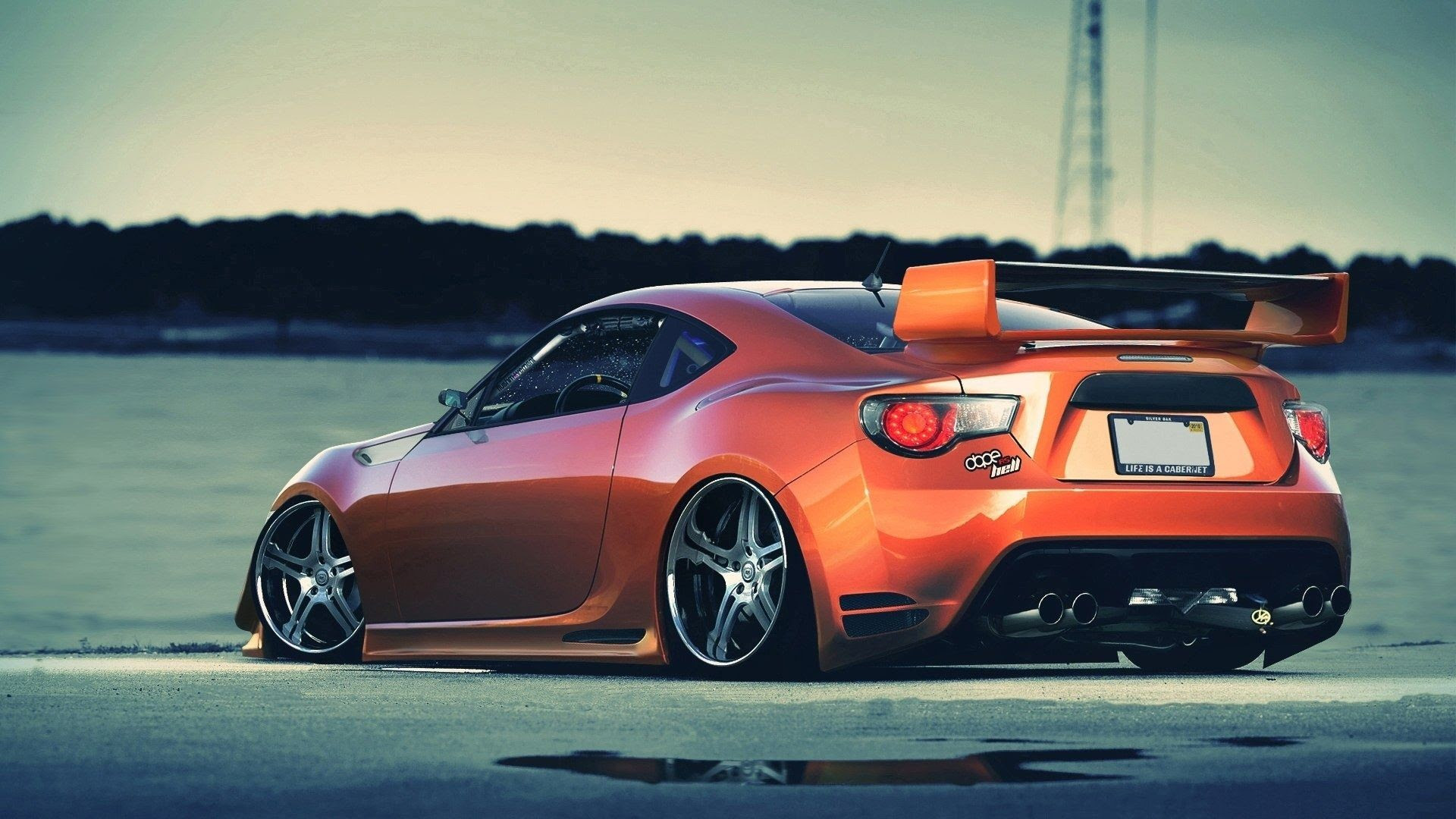 Tuned Cars Wallpapers 77+ images