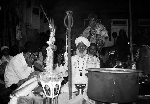 The Dhuni At Mahim Dargah of Makdhoom Shah Baba by firoze shakir photographerno1