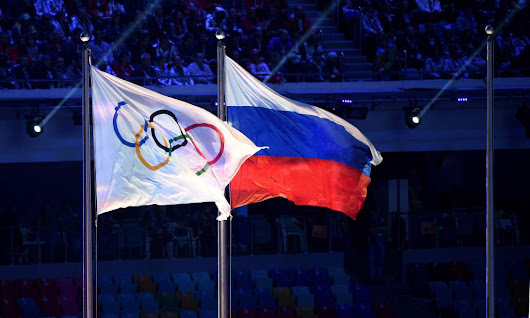 Decision by the International Canoe Federation regarding Russian canoeists (McLaren Report)