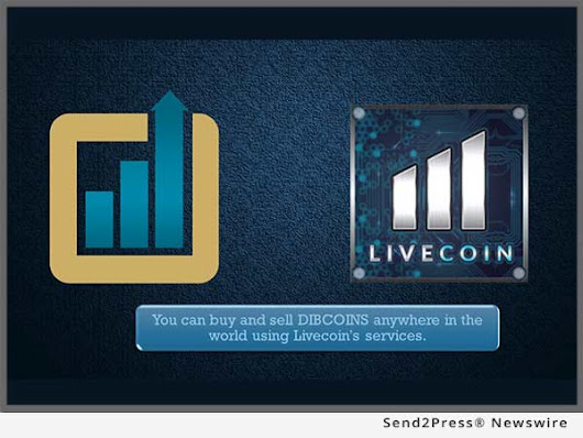 Sunshine Capital, Inc. Announces That DIBCOIN Has Been Approved to Trade on the Livecoin Exchange | Send2Press Newswire