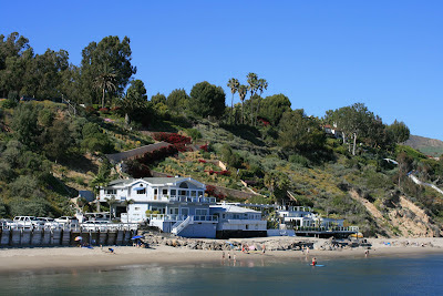 Dream beach house at Paradise Cove in Malibu