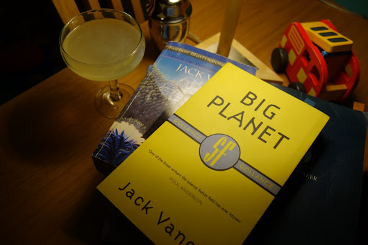 Episode 53: Big Planet by Jack Vance | fictoplasm