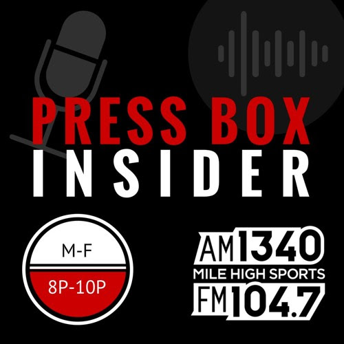 10-7-16 Press Box Insider: Can the Broncos cover the spread against the Falcons? by Mile High Sports
