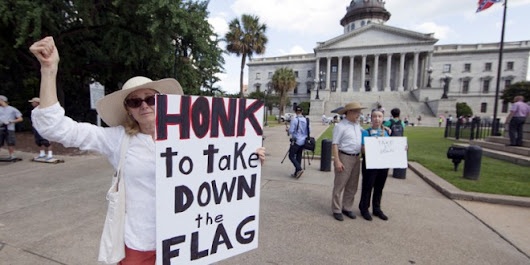 Will Southern Baptists back Russell Moore's call to remove Confederate flag?