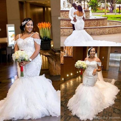 Plus Size Mermaid And Trumpet Wedding Dresses Davids