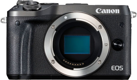 Canon EOS M6 : retour au viseur optionnel